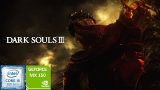 dark Souls III 3 on Gaming LapTop MSI GP72 6QF Leopard Pro i7 6700HQ/Nvidia GTX960M
