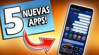 5 Aplicaciones GRATIS que DEBES PROBAR YA!
