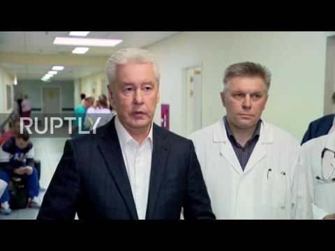 Russia: Moscow mayor confirms 11 killed after deadly storm hits capital