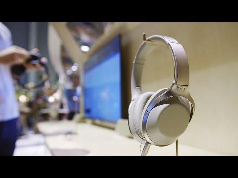 Лучшие наушники и другие новинки Sony на IFA 2016