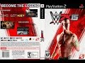 WWE 2K15 SVR 2011 HACKED FOR PS2 RELEASED INSTALLATION TUTORIAL