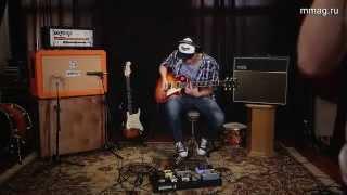 mmag.ru: Real Work 3 - Elysia Mpressor & Elysia Museq. Обработка электро-гитары.