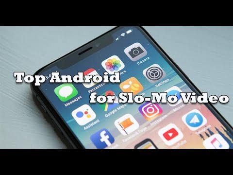 Top Android App For Instant Slow Motion