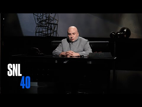 Sam Smith/Dr. Evil Cold Open - Saturday Night Live