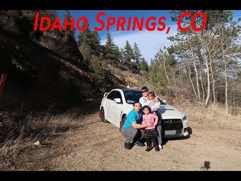 Evo X Trip To Idaho Springs, Colorado| Photo and Family Adventure