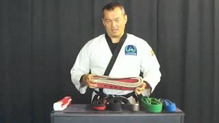 Belts at Guardian Quest Martial Arts