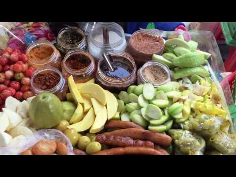 Popular snack in Cambodia, Cambodian street food, Country Food In My Village