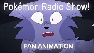 Team Rocket Pokemon Radio Show: Space People/Cats [ ANIMATED ]