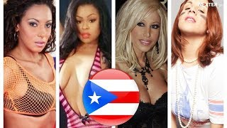 Hot and successful: most famous adult film actresses from Puerto Rico!