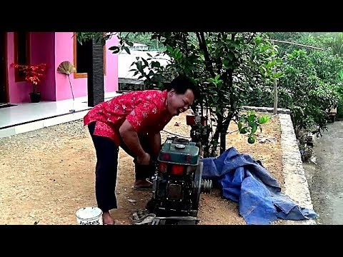 Hand Crank Starting Diesel Engine Collection (Koleksi Video Engkol Diesel)