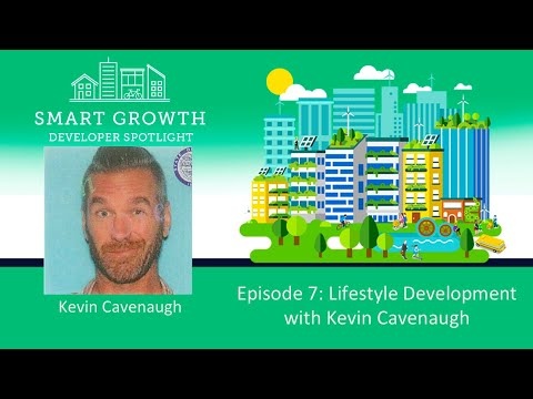 DS007: Lifestyle Development with Kevin Cavenaugh