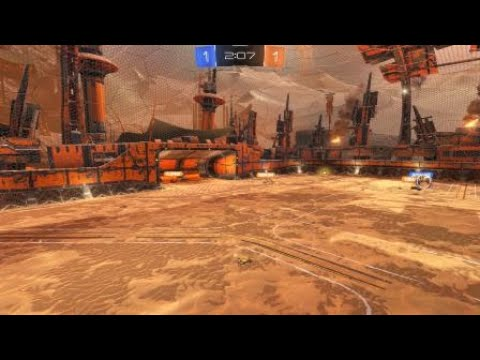 Rocket League bla