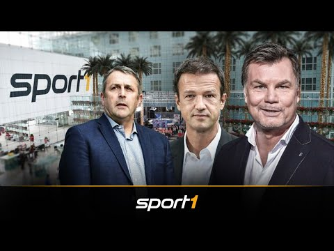 Ganze Folge CHECK24 Doppelpass mit Fredi Bobic und Klaus Allofs | SPORT1