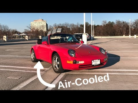Everything That Makes The Porsche 993 So Special