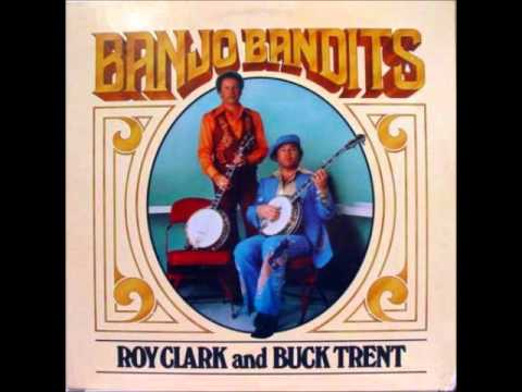 Roy Clark and Buck Trent - Banjo bandits