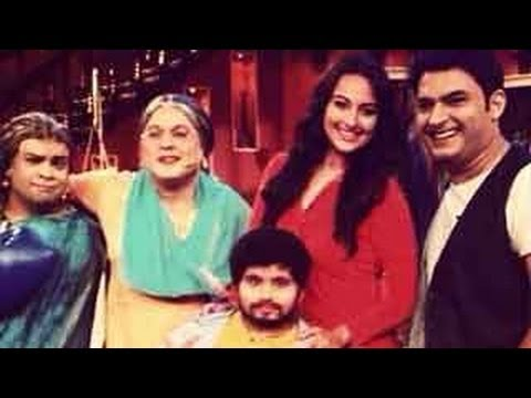 Sonakshi Sinha's HOT APPEARANCE on Comedy Nights with Kapil 7th June 2014 FULL EPISODE HD