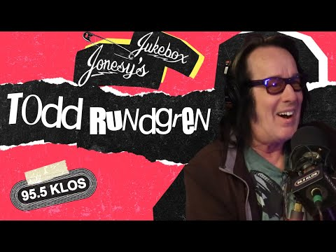 Todd Rundgren In-Studio with Jonesy Mp3