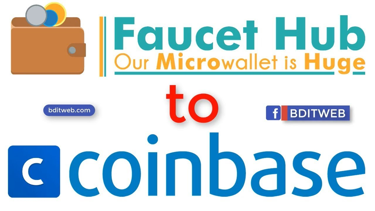 How to Withdraw/Transfer FaucetHub to Coinbase Bangla Tutorial - Digital  Currency Wallet