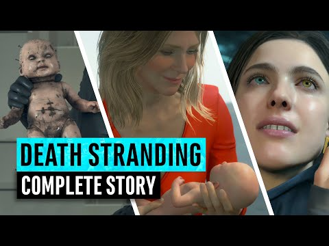 Death Stranding | Full Story Explained | Everything You Need To Know