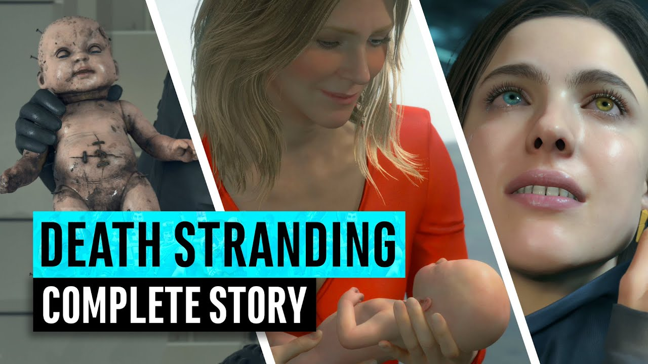 Death Stranding | Full Story Explained | Everything You Need To Know thumbnail