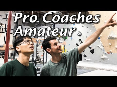 4 Climbing Techniques Taught by Paul Robinson - INSANE ATTENTION TO DETAILS