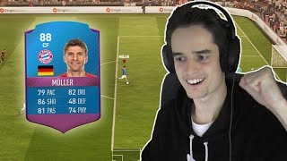BLAUWE THOMAS MÜLLER IS BEAST! - FIFA Ultimate Team #7