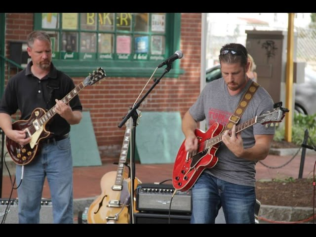 Jason Reed Band - Gunpowder On The Letter... (cover)