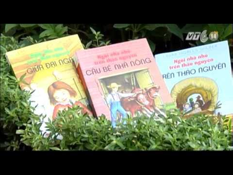 VTC14_Ngôi nhà nhỏ trên thảo nguyên - cuốn sách về tuổi thơ tươi đẹp
