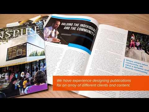 Magazine Design for Eastside Preparatory School - Chalkbox Creative