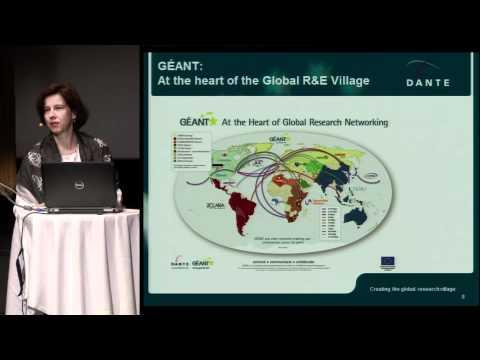 TNC2012 - International collaboration