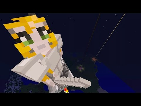 Minecraft Xbox - Reach For The Star Challenge - Part 2