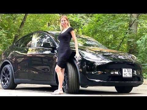 Купить ROLLS-ROYCE среди кроссоверов. 5 млн. 450 л.с. и 500 Нм под капотом. Тесла Model Y