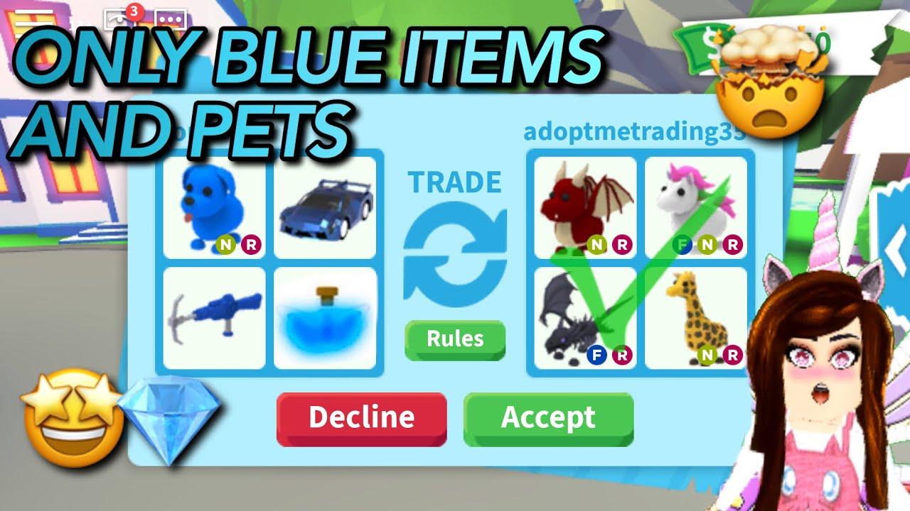 Adopt Me Pets Inventory
