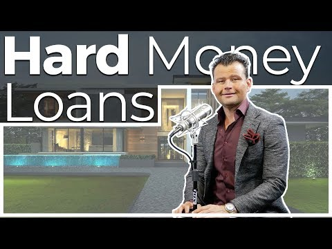 Hard Money Loans are Back!
