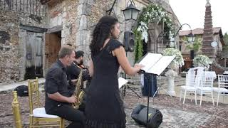 Jesu Joy of Man's Desiring, Altos de Chavon Wedding
