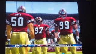 #TBT MADDEN 07 GAMEPLAY - XBOX 360