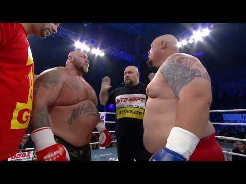 Alexandru Lungu vs Mike Bourke