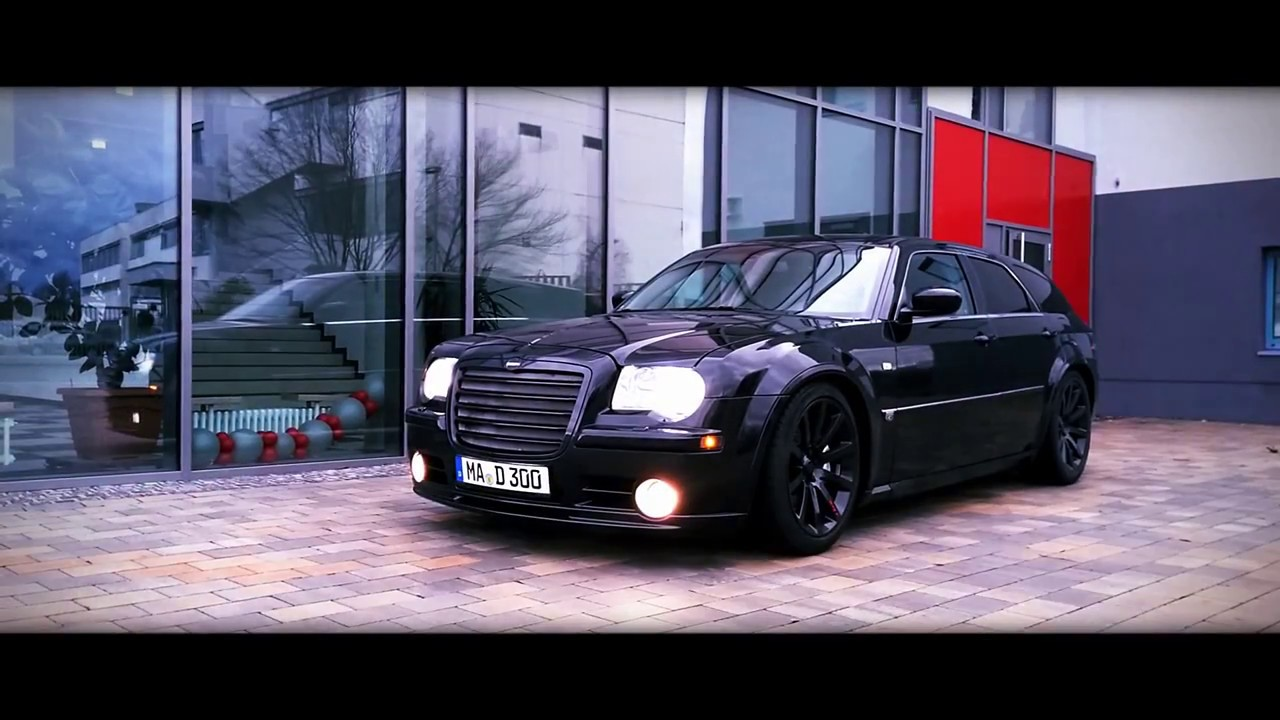 chrysler 300c tuning hemi srt8 20 black rims grip cutout sbigi tuning style youtube. Black Bedroom Furniture Sets. Home Design Ideas
