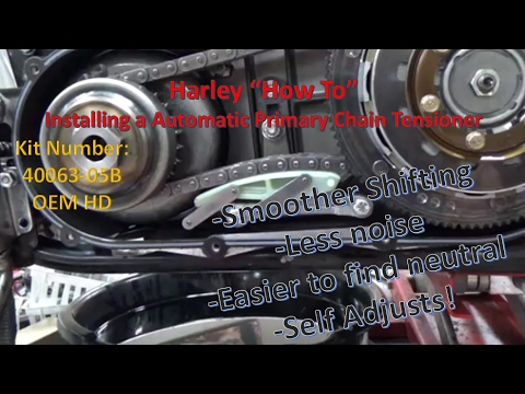 Primary Chain Tensioner Kit,for Harley Davidson,by V-Twin