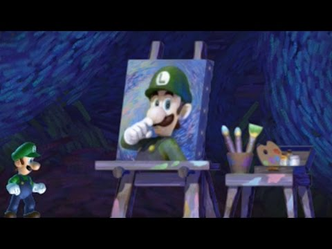 New Super Luigi U - All 83 Hidden Luigi Locations (Luigi Eas