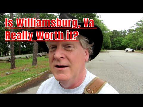 Williamsburg Virginia, Jamestown,  and Yorktown.