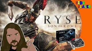 Ryse: Son of Rome FX4100 + R7360oc(1400x900-60fps)