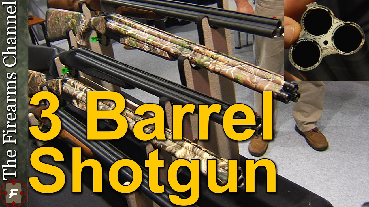 3 barrel shotgun from chiappa firearms at show show 2015 youtube 3 barrel shotgun from chiappa firearms at show show 2015 thecheapjerseys Gallery
