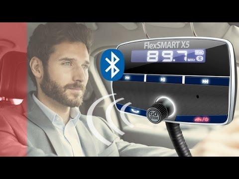 GOgroove   FlexSMART X5 - Get To Know The X5 FM Transmitter