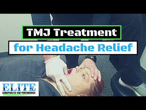 TMJ Treatment for Tension Headaches | Chesterfield Chiropractor
