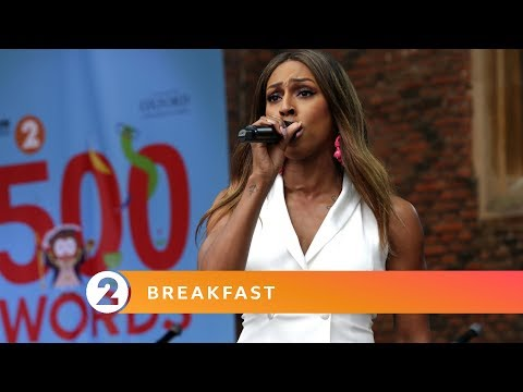 Alexandra Burke - Proud Mary (Tina Turner cover, Radio 2 500 Words Final)