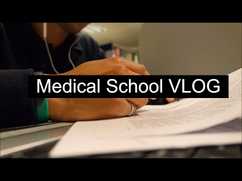 A Day In The Life Of A MEDICAL STUDENT | Assignments | Diet | Library | Lectures