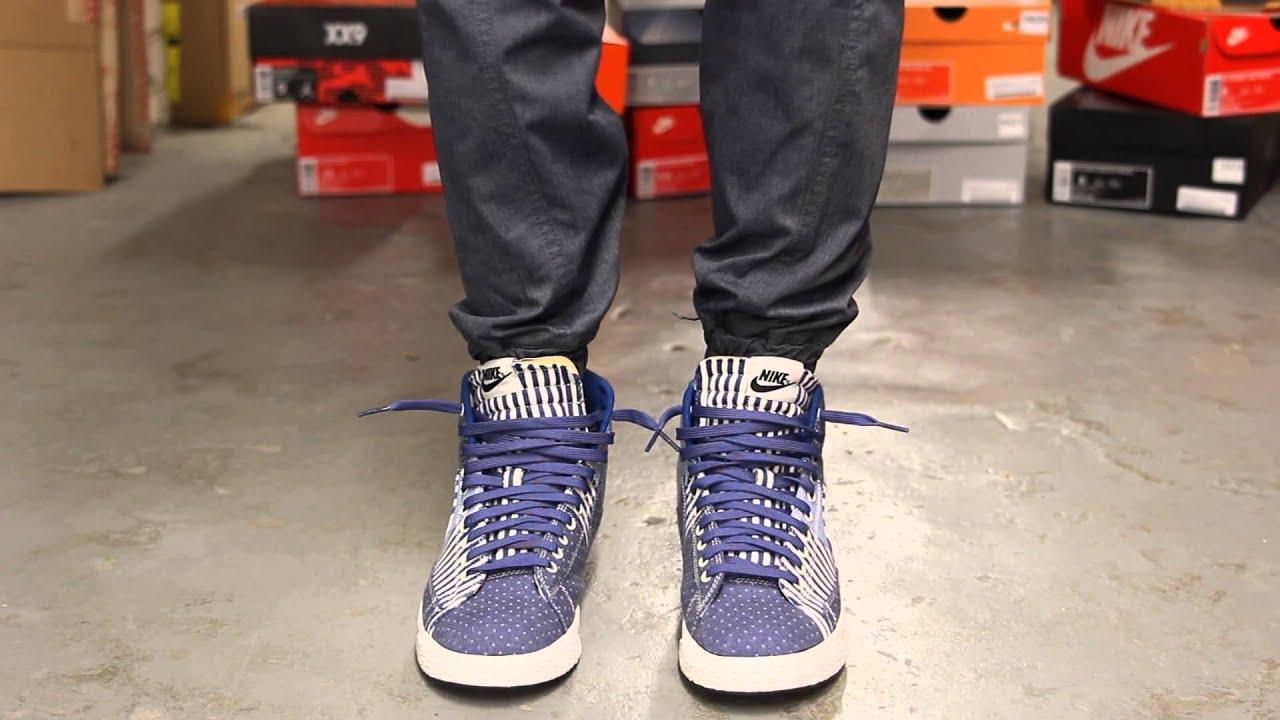 Nike Blazer Mid Prm Vintage Qs