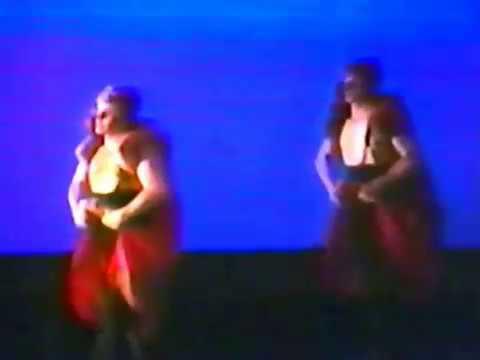 Barat College 1992 Carpe Diem, Barry's solo & WSU