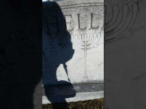 Rows Nine Through Thirteen From The Southwest Of Beth Israel Cemetery Of Greenville South Carolina